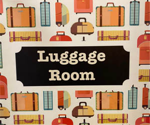 Luggage Room & Safe