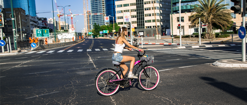 Cycling in TLV